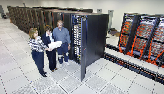 Photos: Another shade of supercomputer