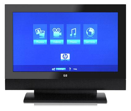 HP 37-inch HDTV