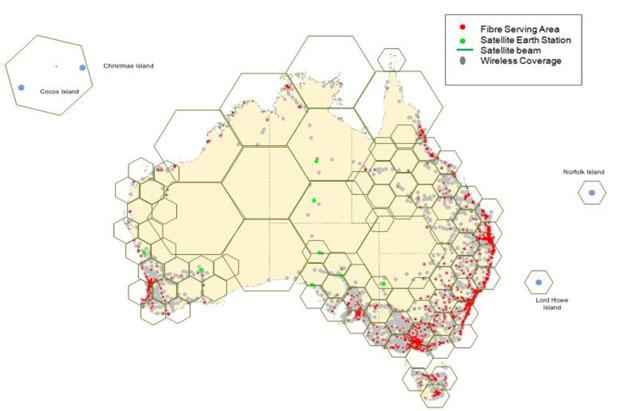 NBN map