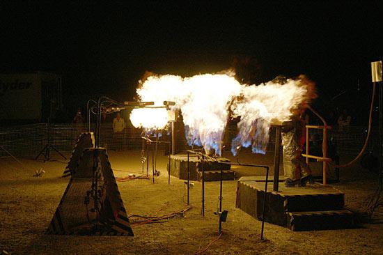 Dance Immolation