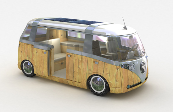VW microbus redesign