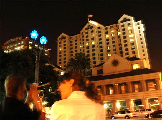 """Park View Hotel"" exhibit"