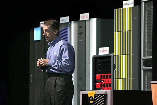 Photo: Itanium's 'big iron' push