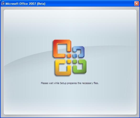 Office 2007 Beta 2 Installation