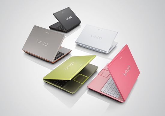 Vaio C notebooks