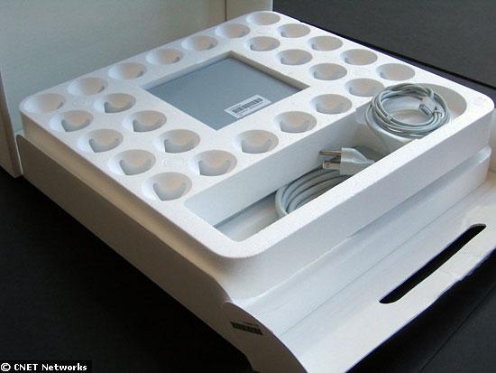 Top of MacBook