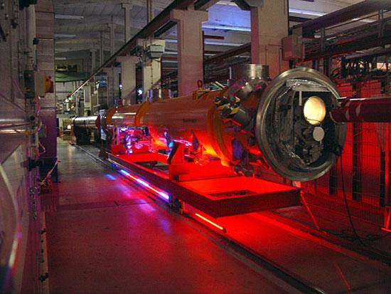 DESY accelerator module