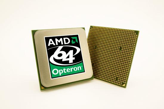 AMD's Opteron processor