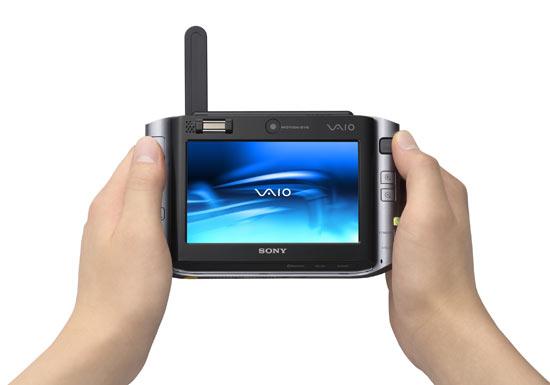 Sony's Vaio UX Micro PC