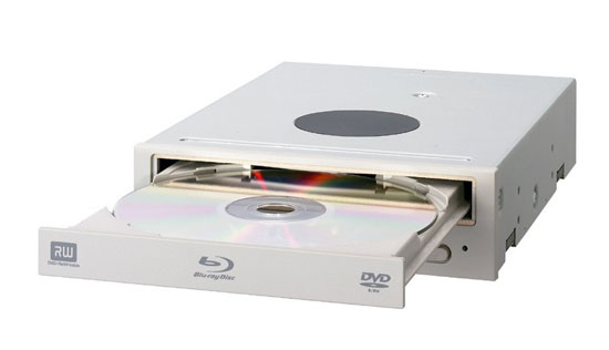 Pioneer's BDR-101A Blu-ray disc drive