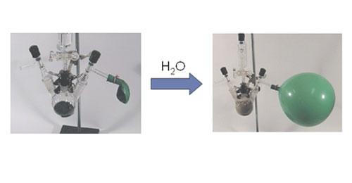 Photo: Harvesting hydrogen