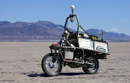 Ghostrider Robot