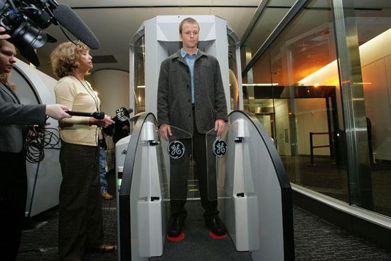 shoe scanner