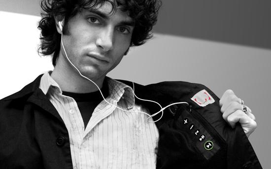 iPod coat