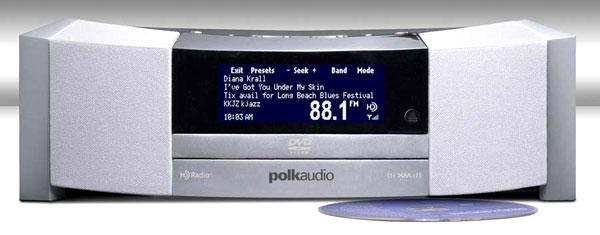 Polk Audio's I-Sonic system