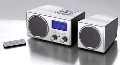 Boston Acoustics' Radio Receptor