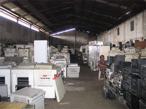 Lagos warehouse