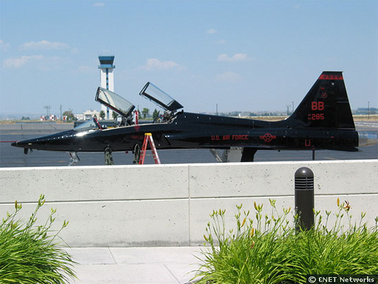 Air Force fighter