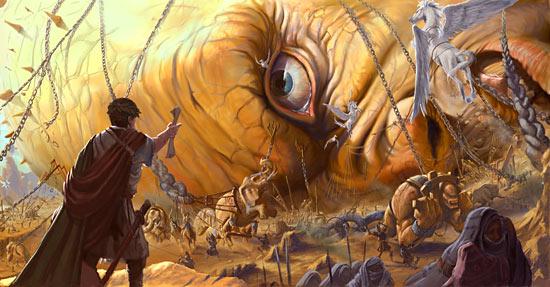Titan's Head