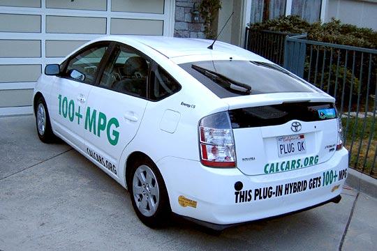 CalCars Prius+