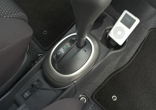 Scion and iPod