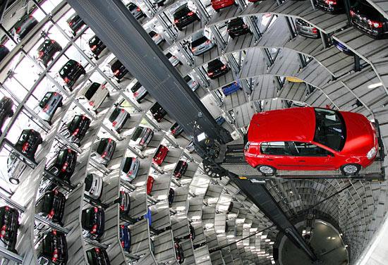 Volkswagen lift