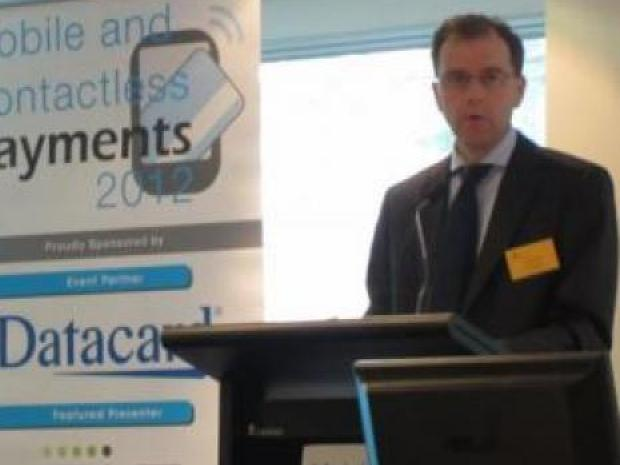 RBA head of payment policy Dr Tony Richards
