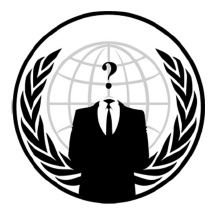 Anonymous UK government threat