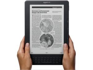 Amazon Kindle e-book e-reader
