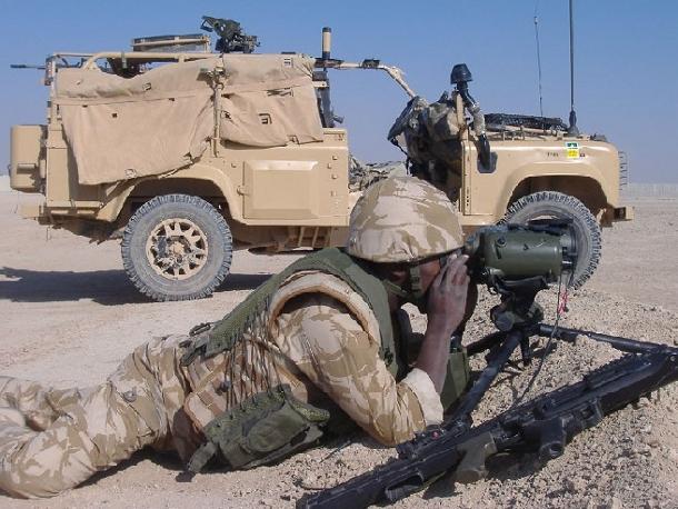 army MoD