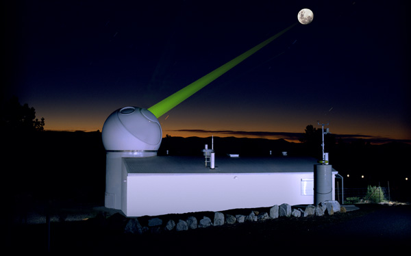 Electro Optic Systems' Mount Stromlo observatory