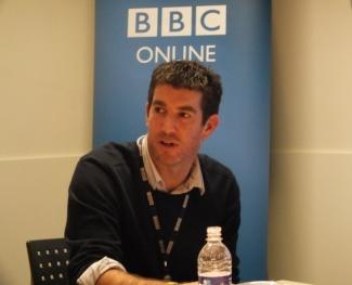 James Thornett BBC