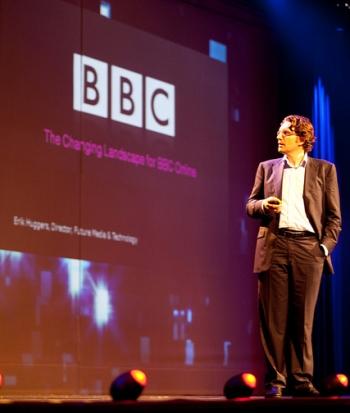 iPlayer chief Huggers leaves BBC