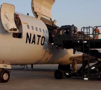 Nato/IBM partnership image