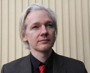 Julian Assange image