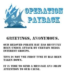 Operation Payback image