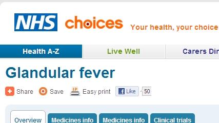 NHS Choices image
