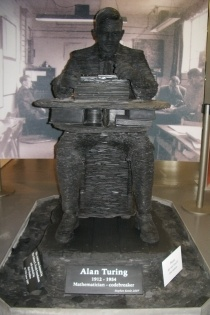 Alan Turing image