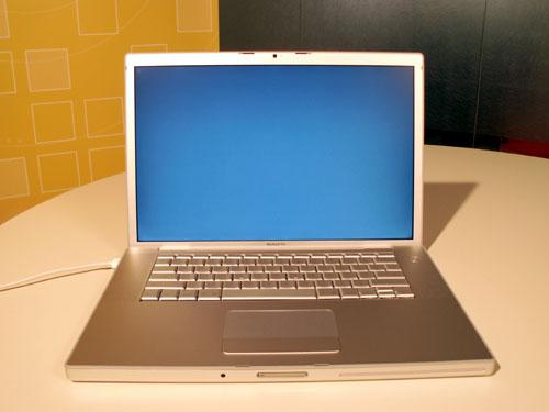 MacBook Pro: Brighter screen