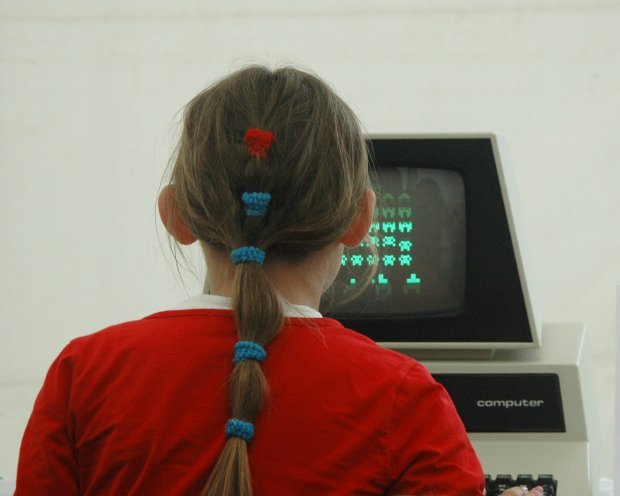 Vintage Computer Festival photo