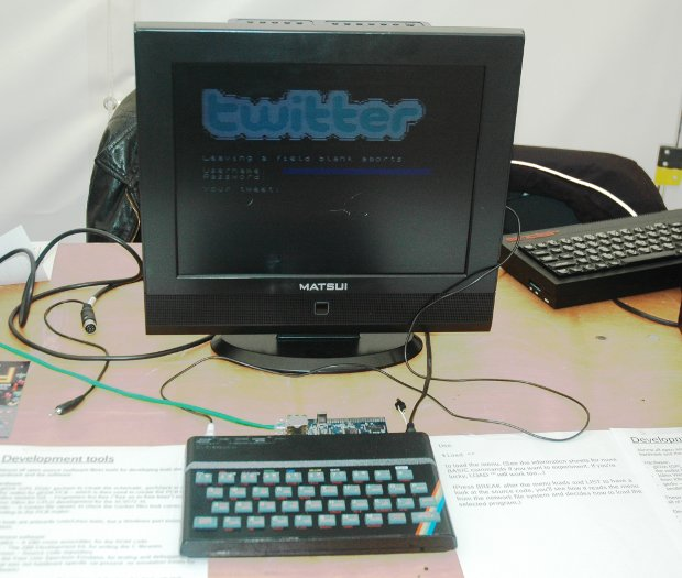 Vintage Computer Festival Twitter photo