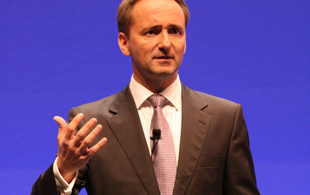 Jim Hagemann Snabe: SAP CEO eyes Facebook and Apple for secrets of success