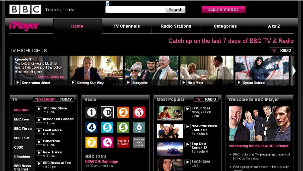 BBC iPlayer is transformed into a hub service thanks to new partner-linking feature