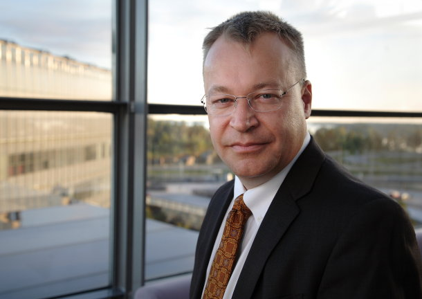 Nokia CEO Stephen Elop believes the partnership with Microsoft will allow them to compete with iPhone and Android smartphones