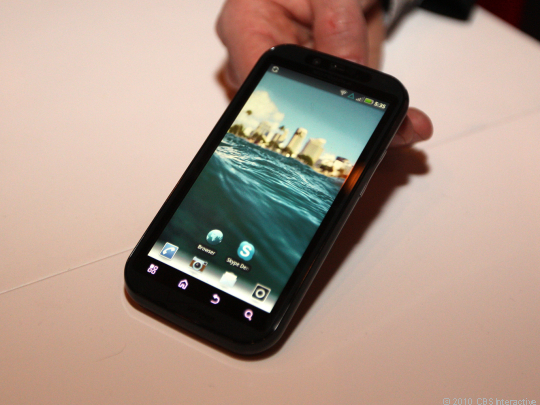 Google Android now has bigger slice of smartphone market than Symbian