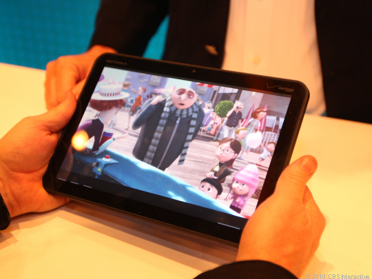 Motorola Xoom tablet: Enterprises are considering slates but at what cost to IT departments?