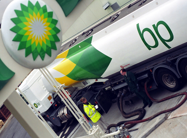 BP's outsourcing deal with HP will allow the oil company to experiment with cloud computing