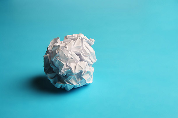 Ball of paper: Proposed changes to PAYE could mean the end of several paper forms