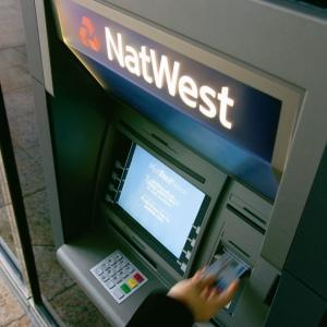 NatWest cashpoint