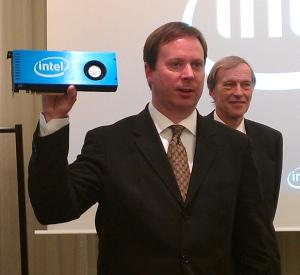 Kirk Skaugen Intel